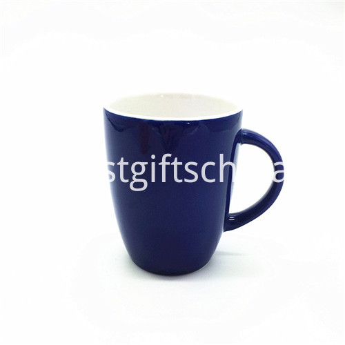 Personalized Logo Printed Stoneware Coffee Mugs2