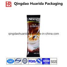Bolsas / bolsas de envasado de café instantáneo de calidad alimentaria personalizada
