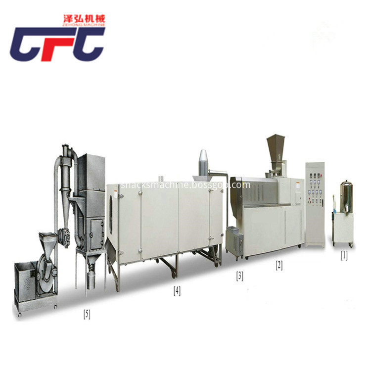nutritional Rice Process Line