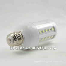 Ampoule à maïs led 180-240v 220v 6w 7w SMD 5050 44 leds e27 e26 b22