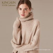 Warme Mode Nep Garn Kaschmir Frau Pullover Pullover Tops