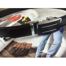 Ratchet Leather Straps for Men (HC-150310)