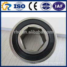 W211PPB3 Square bore and spherical O.D agriculture bearing W211PPB3