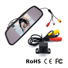 4.3inch Mirror Safety Monitor System