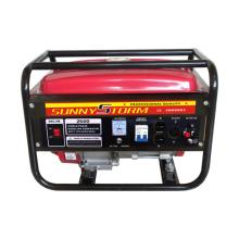 Geradores portáteis da gasolina de 2kw / 2.5kw / 3kw / 60Hz 110V / 220V ajustados, com CE