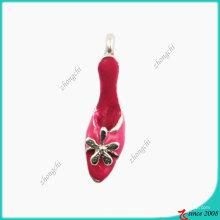 Sapatilhas de Salto Alto Rosa-de-Rosa Moda (SPE)
