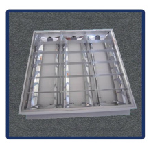 Panel Light, 1220*600 T5 4X40W Recessed Mounted Grille Lamp