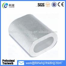 Aluminium-Drahtseil-Aderendhülsen DIN3093 Ferrules