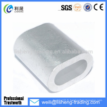 Ferrules en fil d'aluminium DIN3093 Ferrules
