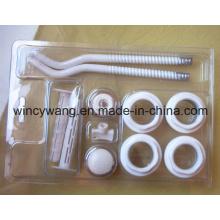Emballage en plastique pour le matériel (HL-187)
