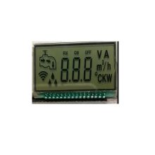Dipslay LCD HTN personalizado para electrodomésticos
