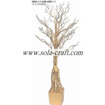 Grande sélection Table de mariage Centerpiece Tree Retail 120CM