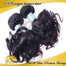 2015 Оптовая продажа дешевой цене новый стиль марки 5А индонезийский волос для черных женщин