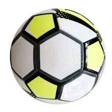 Popular High Quality PVC Machine Stitched Soccer