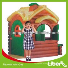 Jardin intérieur à bas prix Maison de jeu pour enfants Forme de champignons LE.WS.002 Assurance de la qualité
