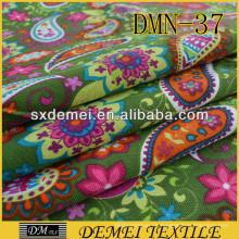 2014 diseño mucho stock de telas importadas por mayor de textiles