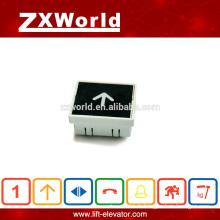 Commutateur à bouton-poussoir d'ascenseur de haute qualité de CHINESE ELECTRIC FACTORY
