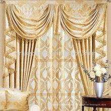 Dekorative dekorative römische Vorhänge des Modedesignhauses