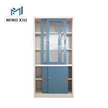 China Low Price Sliding Door File Cabinet Steel Cabinet