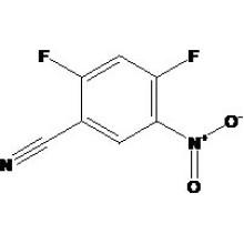 2, 4-Difluoro-5-Nitrobenzonitrile CAS No. 67152-20-9