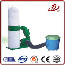 portable bag dust collector for wood working