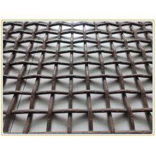 1cm Stainless Steel 304 316 316L Crimped Wire Mesh Factory