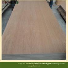 Contrachapado de madera dura de calidad superior para la fabricación de muebles