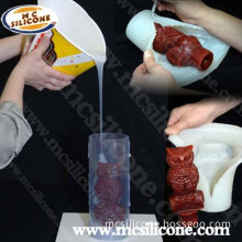 Translucent Addition Cure Silicone for Casting Mold