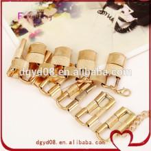 Diferentes Estilos e Tamanhos aço inoxidável aço inoxidável rolamento polido pulseira