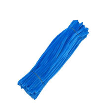 Wholesale 30cm*9mm Assorted colors craft pipe cleaners diy chenille stem for educational toys