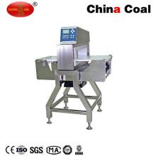 Detector de metales para cinta transportadora automática Gj-III para la industria de procesamiento de alimentos