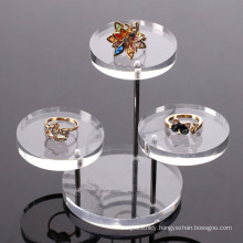 New Design Jewelry Display Stand, Clear Acrylic Necklace Display