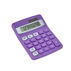 Calculatrice électronique de semi Bureau