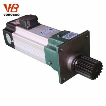 Moteur électrique à induction de cage d'écureuil de phase de CA 3 pour le grue de grue