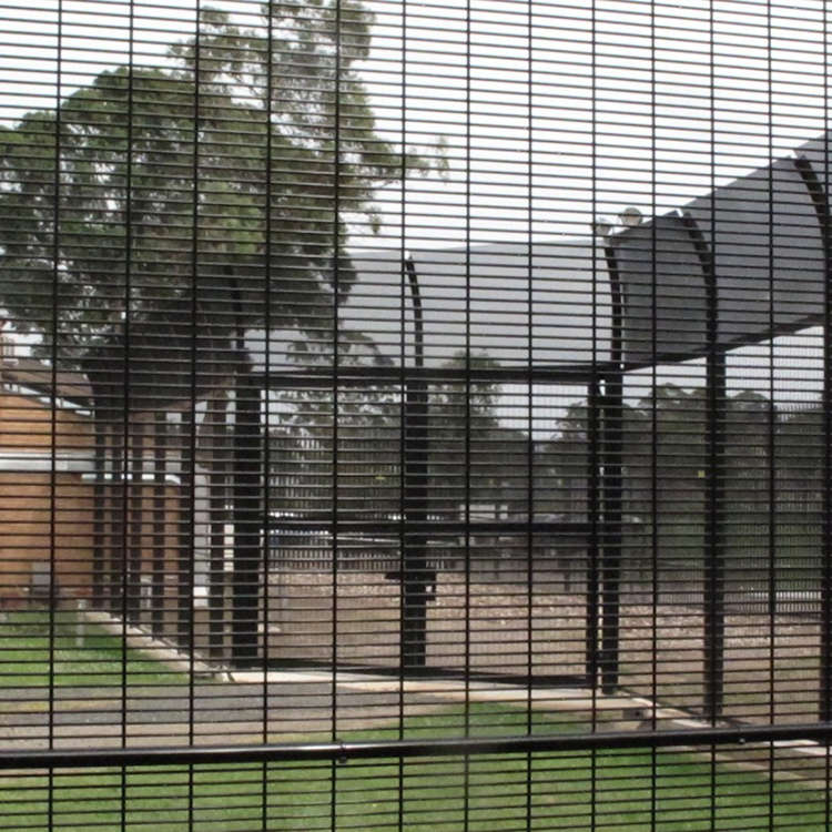 Galvanized 358 High Security Fence with Low Price