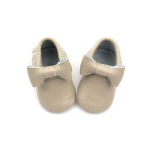 Sepatu Kasut Shenzhen Baby Moccasins Leather Kids Shoes