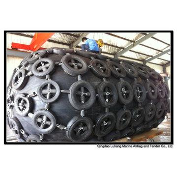 Диаметр 3500 мм x длина 6500 мм пневматические Fender
