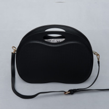 Custom black O bag Chicago in vendita