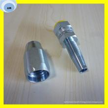 Connecteur facile réutilisable pour le tuyau de R5