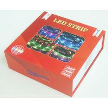 Luz de tira de Shenzhen Kingunion LED con el paquete de la ampolla Venta caliente