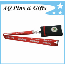Offset Printing Lanyard with Card Holder