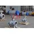 Полный порт цапфы установлен шаровой Фланцевый клапан с высокое качество