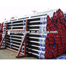 Exportation de tube en acier sans soudure / tube en acier