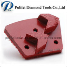 Herramientas de pulido al por mayor de China diamante para cojín de diamante de hormigón