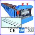 CE del paso & ISO YTSING-YD-0542 Rodillo de piso de la cubierta que forma la máquina