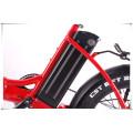Bicicleta eléctrica del neumático gordo del diseño de Morden 48V1000W 20inch, bici eléctrica plegable barata hecha en China, e-bici verde del poder para la venta