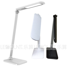 Aluminium Smart Eye Protection LED Table Light with 270 Degree Rotatable Head (LTB723)