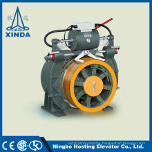 Synchronous Xinda Motor For Lift Door Spare Parts Gearless Elevator Motor