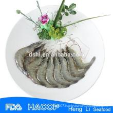 HL002 frozen seafood headon frozen vannamei shrimp