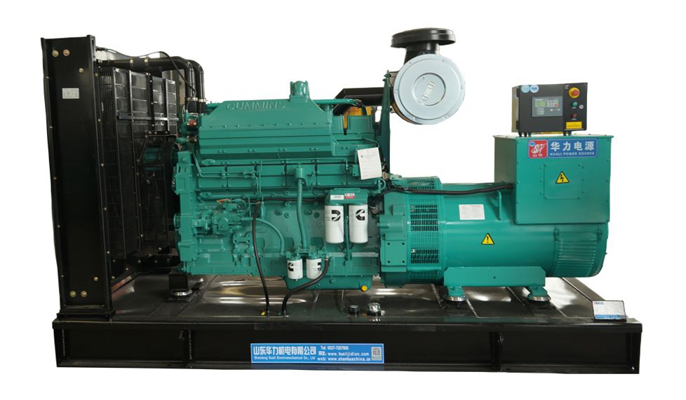 diesel powered electric generators